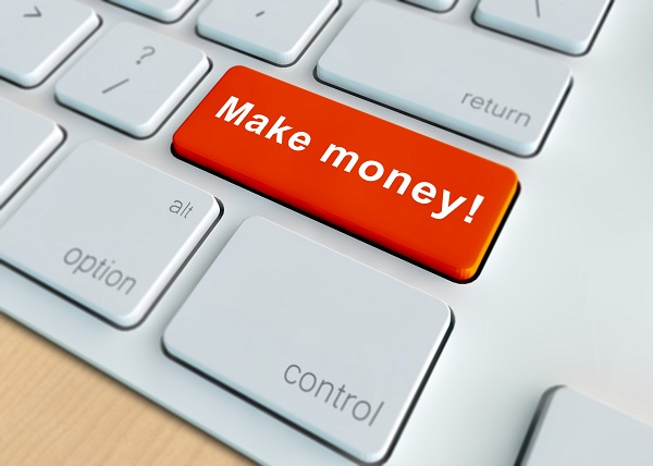 Make Money Computer Key